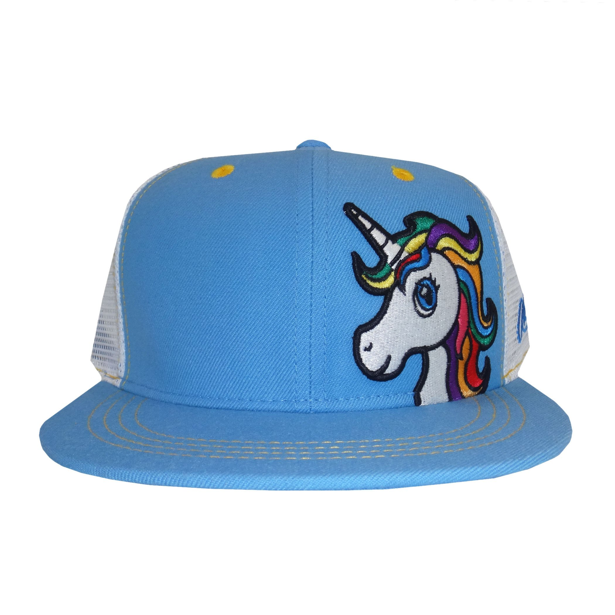 801bbbf7 Unicorn Trucker Hat Gourmet Flavored Popcorn | E.C. Pops - Historic ...